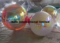 Diameter 5m Inflatable Mirror Balloon Inflatable Show Mirror Ball Reflect Light