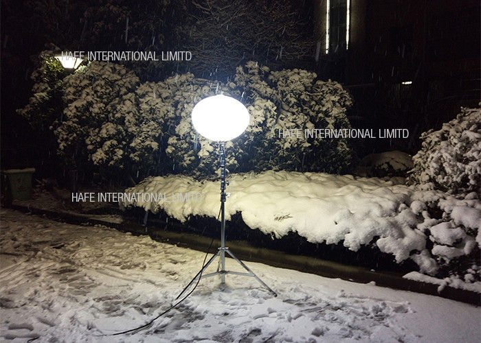 AC Anti Glare Lighting Fixture 360 Degree Conventional Work For Disaster Reconstruction