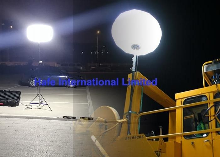 400W Anti Glare Led Lights Construction Site Lighting Portable Light Towers