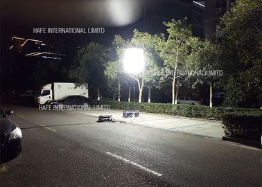 High Way Accident Glare Miễn phí Led Balloon Lighting 3000W Metal Halide An toàn lành mạnh