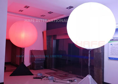 Crystal All In One LED chiếu sáng Balloon, RGBW Balloon Lights Dimmable